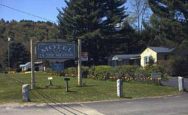 Motel in the Meadow, Route 11 West, Chester Vermont, Easy Access to Magic, Bromley and Okemo